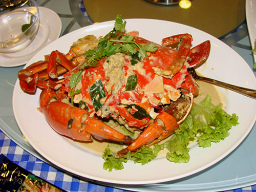 Crab Party - Butter Cream Crab